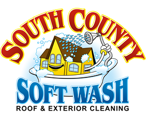 South County Soft Wash Logo